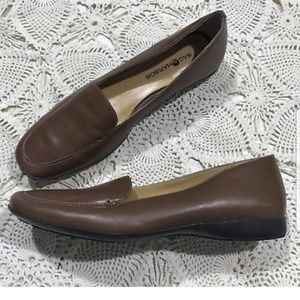 Sag Harbor Brown Loafers Flats Comfortable Shoes